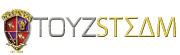 TOYZSTEAM By Toyz Electronics